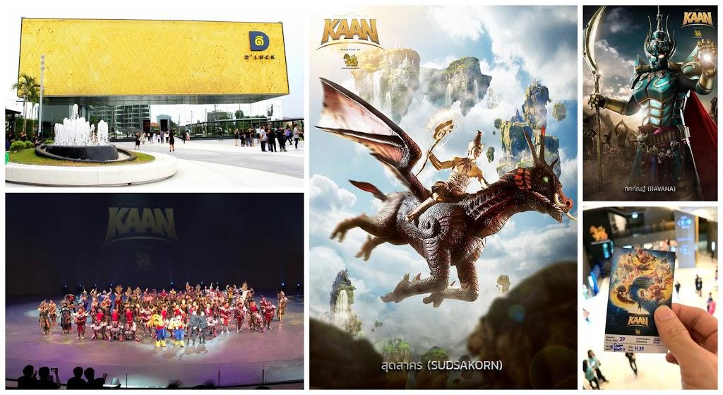 รีวิว KAAN Show พัทยา ตื่นเต้น, ยิ่งใหญ่กว่าที่คิด, โชว์ที่ดีที่สุดในไทยตอนนี้