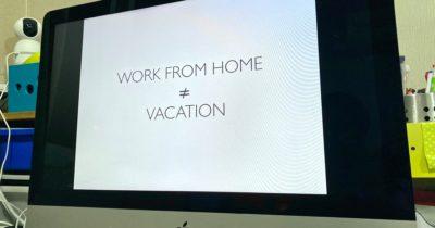 Work From Home สิ่งที่ทุกบริษัทควรเริ่มทดลองทำได้แล้วในวันนี้